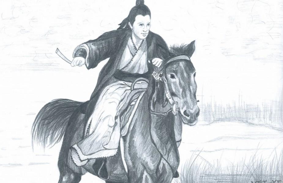 Cultura-Chinesa-Cavalo-Voador